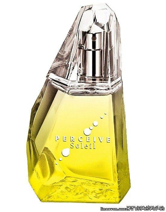 Avon Perceive Soleil парфюмерная вода 50 ml
